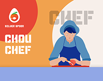 Chou Chef Drawing