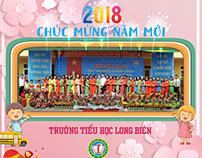Lịch Trường tiểu học Long Biên