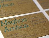 2015 Personal Business Cards