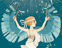 the Greek Myths - De Agostini editore