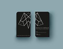 Maria Pia Cornejo - Business Card