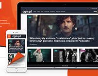 CGM - website