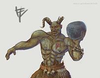 Creature Design - Demonic
