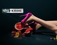 Sky Krimi, Redesign