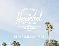 Herschel - Redesign Concept