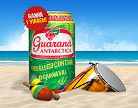 Guaraná / Passatempo Faz Natal virar Carnaval / WayNext