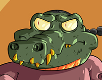 Croc-Fu!