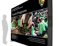 National Park Service Youth Program Marketing Campaign