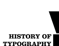 History of Typography — Clarendon
