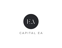 Capital EA 〰️ Brand identity + collateral