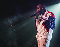 Concert Photography: Freddie Gibbs AOTY Tour