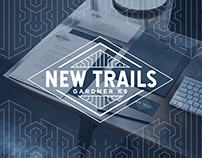 New Trails Brand Identity