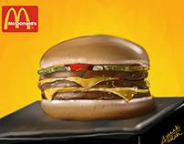 Big Mac - Digital Art