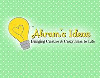 Akram's Ideas - Branding