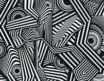 Dazzled tile