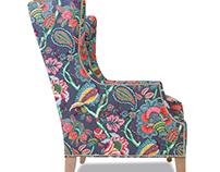 Duralee Print: Huntington House Top 10 Chairs
