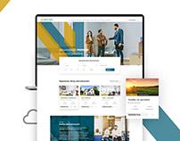 Nefino - Web Design & Logotype