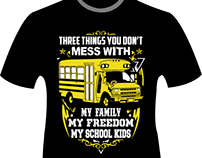 3 Things You Don't Mess With