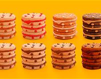 Cookie 3D