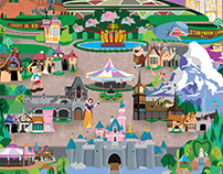 Fantasyland Map