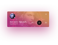 Android Music Player NotificationTray