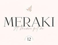 Meraki Font Duo