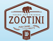 Zootini Event Pub Crawl