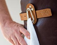 Branding - Conlie Leather