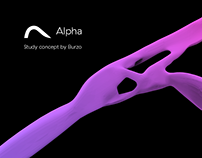 Alpha - The future concept of car structure