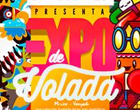 Expo de Volada Mexico