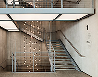 Wayfinding for WHITNEY MUSEUM OF AMERICAN ART