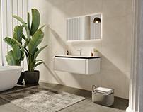 Lusso 90 Bathroom Design