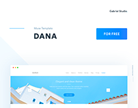 DANA - Muse Template