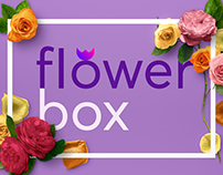 Flower Box. UX/UI for ecommerce project