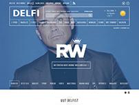 Delfi.ee Redesign