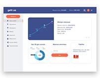 Dashboard | Shipping company