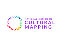 Logo for National Mission on Cultural Mapping (India)