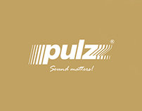 Pulz- Sound matters! (Social Media & Print)