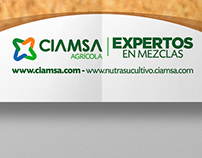 CIAMSA AGRICOLA - REVISTA FEDEARROZ