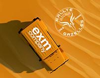 EXM - Rallye des Gazelles