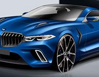 BMW Z8 (video)