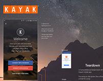 Kayak Travel App Teardown
