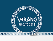 Campaing Verano Macuto 2014