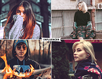 Influencer Photoshop Actions