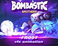 BOSS ''FROST'' VFX ANIMATION