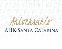 10 anos AHK Santa Catarina