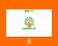 Logo for LANUPE OY