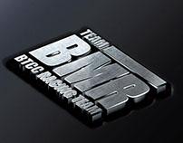BTCC Team BMR // Branding