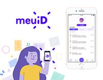 MeuID - App UI & UX