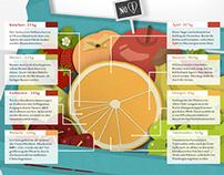 Fruitbox / Infographics